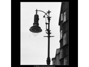 Lucerna (2436-4), Praha 1963 září, černobílý obraz, stará fotografie, prodej