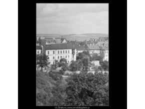 Úvoz (2483-1), Praha 1963 září, černobílý obraz, stará fotografie, prodej