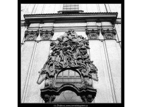 Chrám sv.Jakuba (2922-2), Praha 1964 květen, černobílý obraz, stará fotografie, prodej