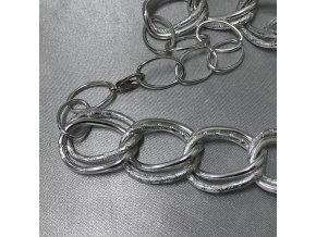 Náhrdelník Double chain
