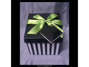 Krabička Quick B&W 12