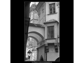 Můstky (4717), Praha 1966 srpen, černobílý obraz, stará fotografie, prodej