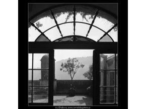 Výhled (4000-1), žánry - Praha 1965 září, černobílý obraz, stará fotografie, prodej