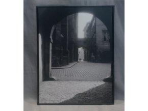 Pohled z brány Ungeltu (660 UF+th)
