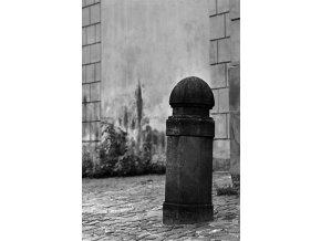 Patníky (4697-2), Praha 1966 srpen, černobílý obraz, stará fotografie, prodej