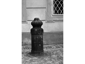 Patníky (4697-3), Praha 1966 srpen, černobílý obraz, stará fotografie, prodej