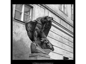 U Supa (5171-2), Praha 1967 březen, černobílý obraz, stará fotografie, prodej
