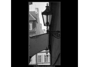 Lucerny (5184), Praha 1967 únor, černobílý obraz, stará fotografie, prodej