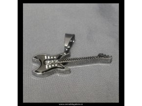 9811 privesek kytara rock star