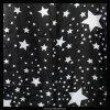 Šála Hvězdy černá