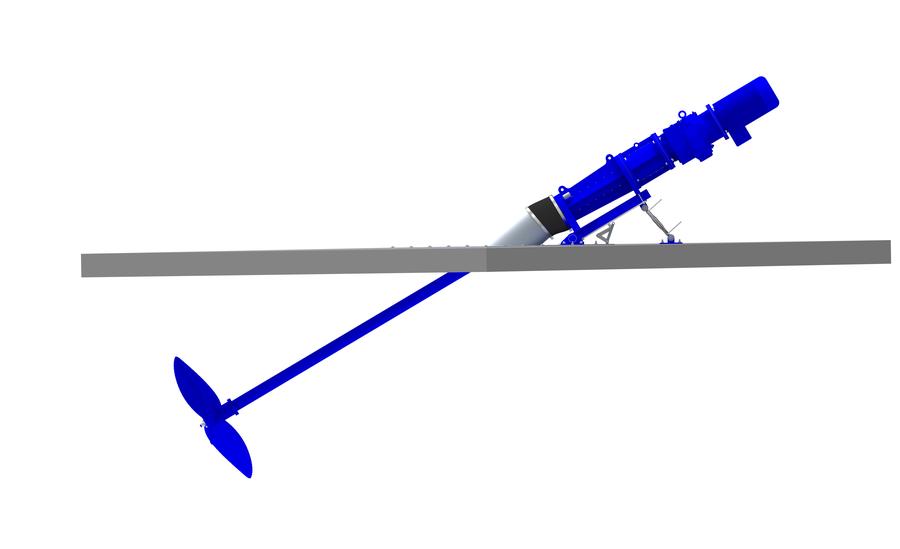 Tyčové miešadlo Eisele ESR 204