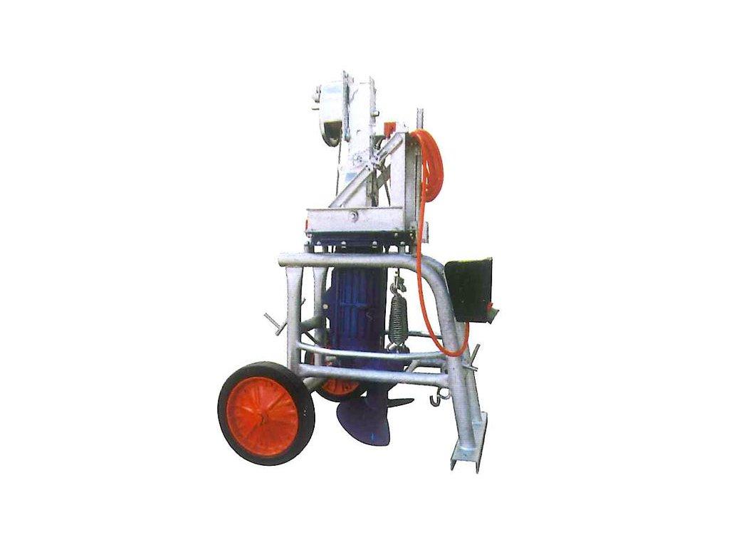 Ponorné prenosné miešadlo GTWF 1040