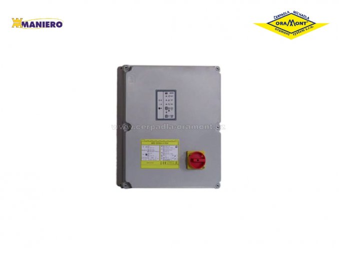 Ovládací skříň QTD10/17A-A-FOX+DS