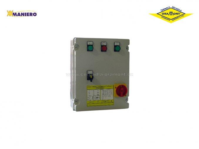 Ovládací skříň QTSE10/39A-T-AR+DS