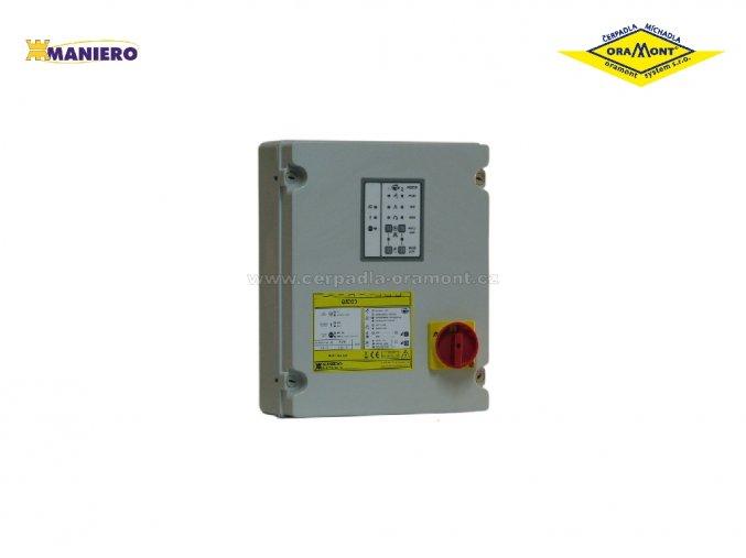 Ovládací skříň QTD20/9A-A-FOX+DS