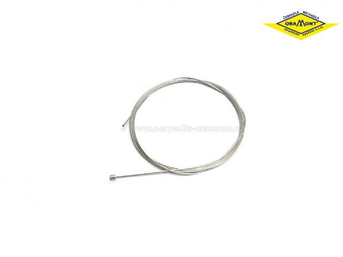Nerezové závěsné lano pr.6mm