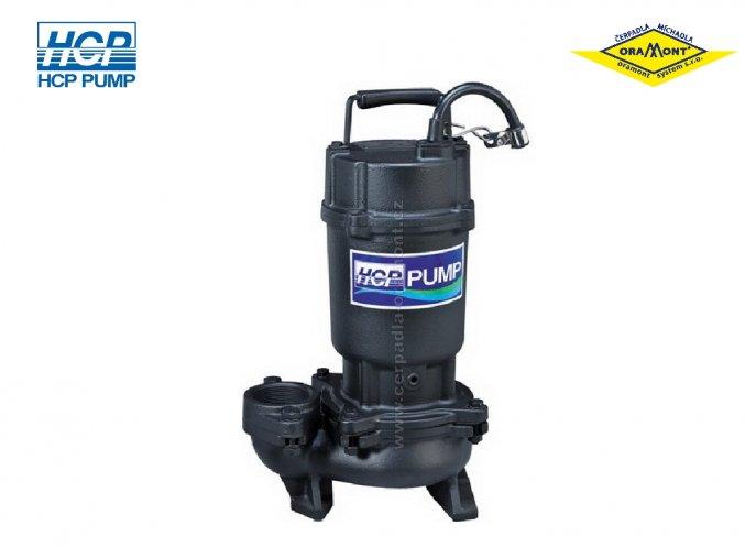 Těžké kalové čerpadlo na surové kaly HCP 50AFU20.4F 0,4kW 230V s plovákem