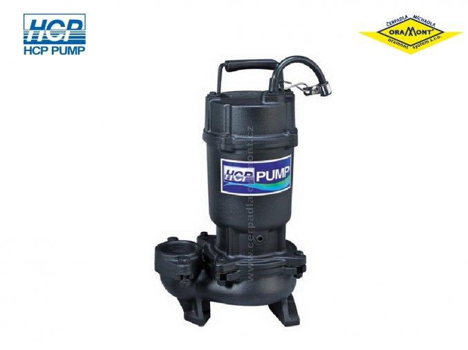 Těžké kalové čerpadlo na surové kaly HCP 50AFU20.8 0,75kW 400V