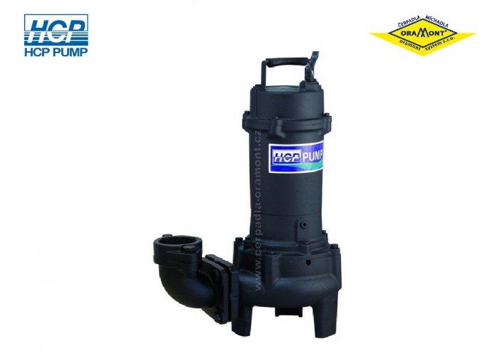 Těžké kalové čerpadlo na surové kaly HCP 50AFU40.8 0,75kW 400V