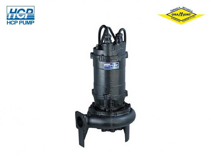 Těžké kalové čerpadlo na surové kaly HCP AF-M630 WD 22kW 400V