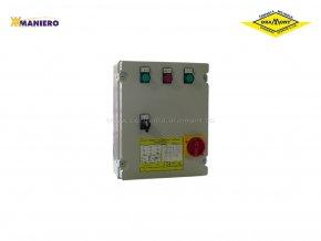 Ovládací skříň QTSE20/50A-T-AR+DS