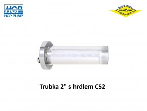 Trubka 2 s hrdlem C52