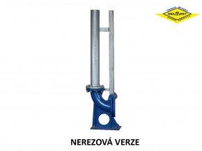 Spouštěcí zařízení pro čerpadla ORAMONT® SZ DN100 (nerez)