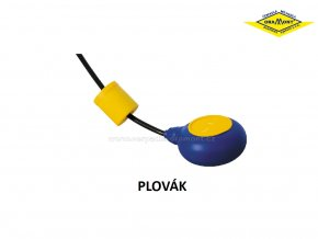 Plovákový hladinový spínač pro čerpadla ORAMONT® PO, POR, PVOR