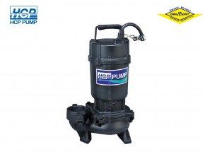 Těžké kalové čerpadlo na surové kaly HCP 50AFU20.4 0,4kW 400V