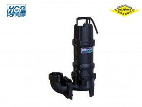 Těžké kalové čerpadlo na surové kaly HCP 80AFU22.2 WD 2,2kW 400V