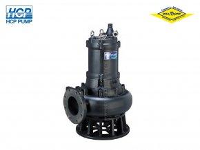 Těžké kalové čerpadlo na surové kaly HCP AF-610 WD 7,5kW 400V
