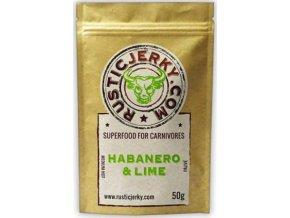Dry HabaneroLime