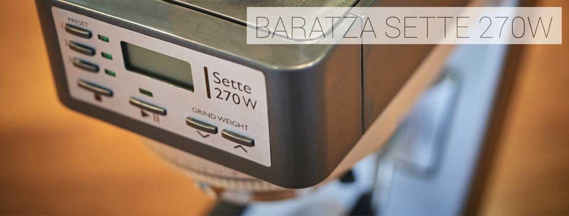Baratza Sette 270W