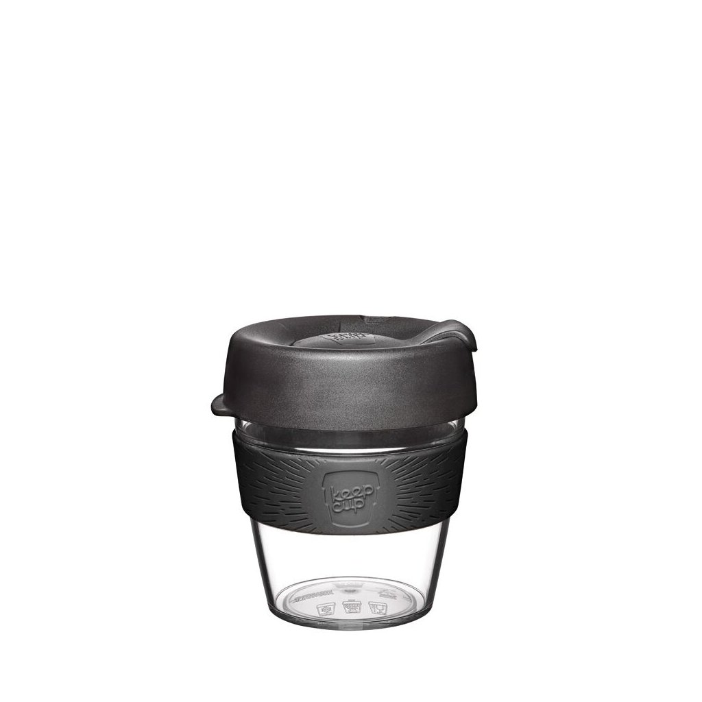 KeepCup Clear Origin S