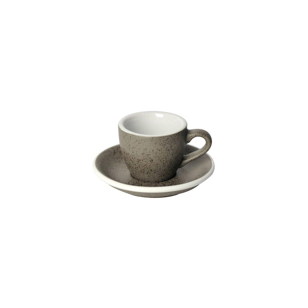 loveramics egg espresso granite
