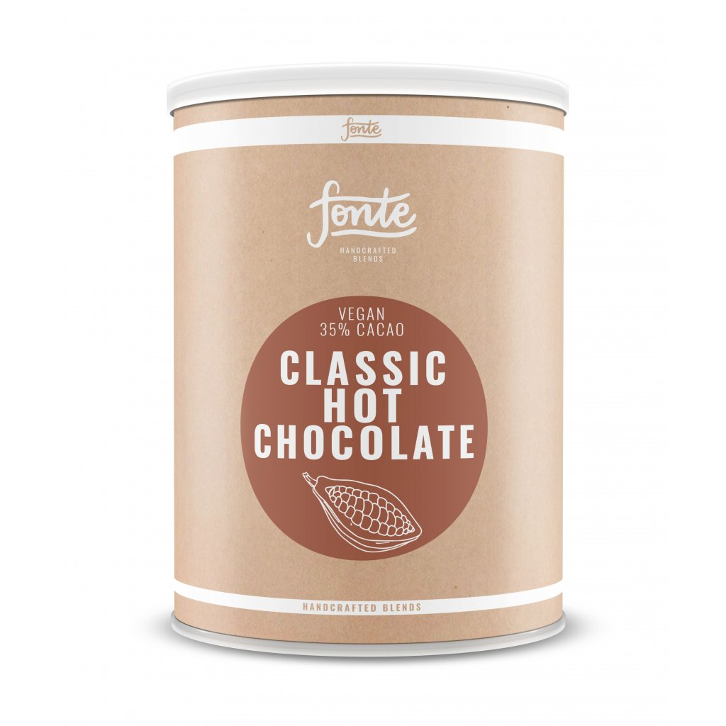 Fonte Classic Hot Chocolate 2kg