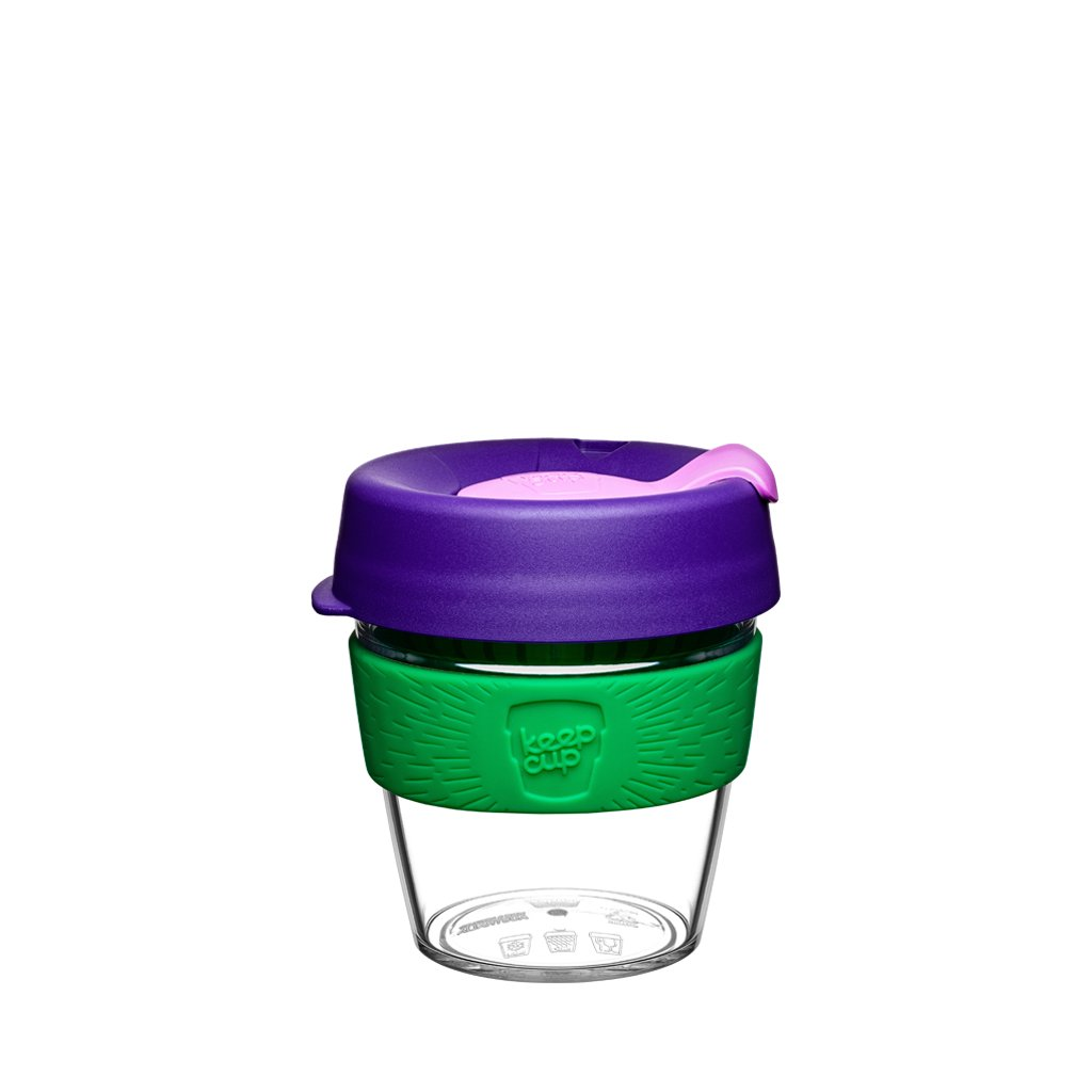 KeepCup Clear Spring S