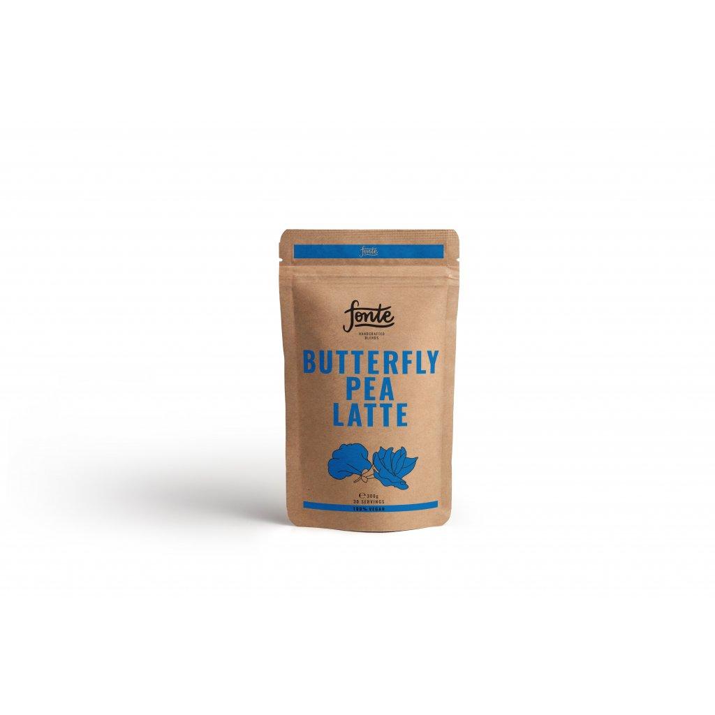 Fonte Butterfly Pea Latte 300g