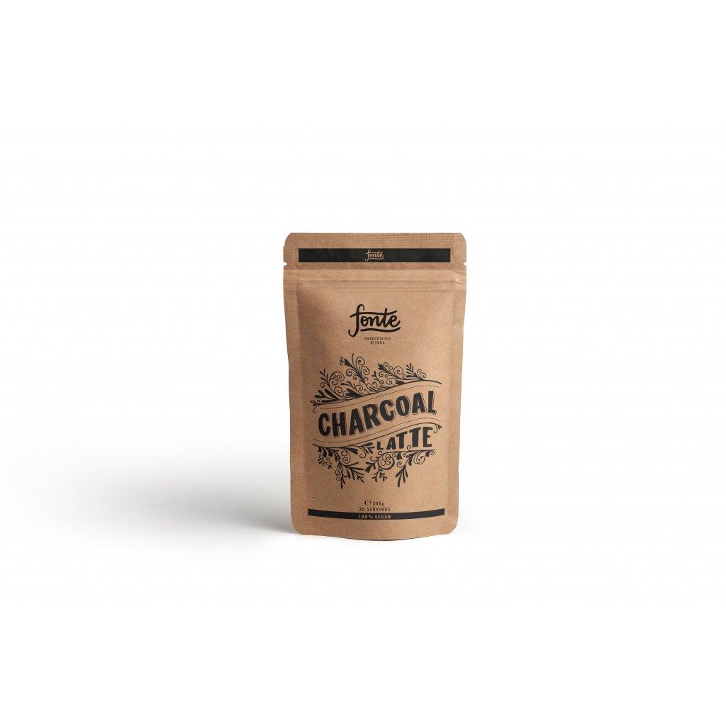 Fonte Charcoal Latte 300g