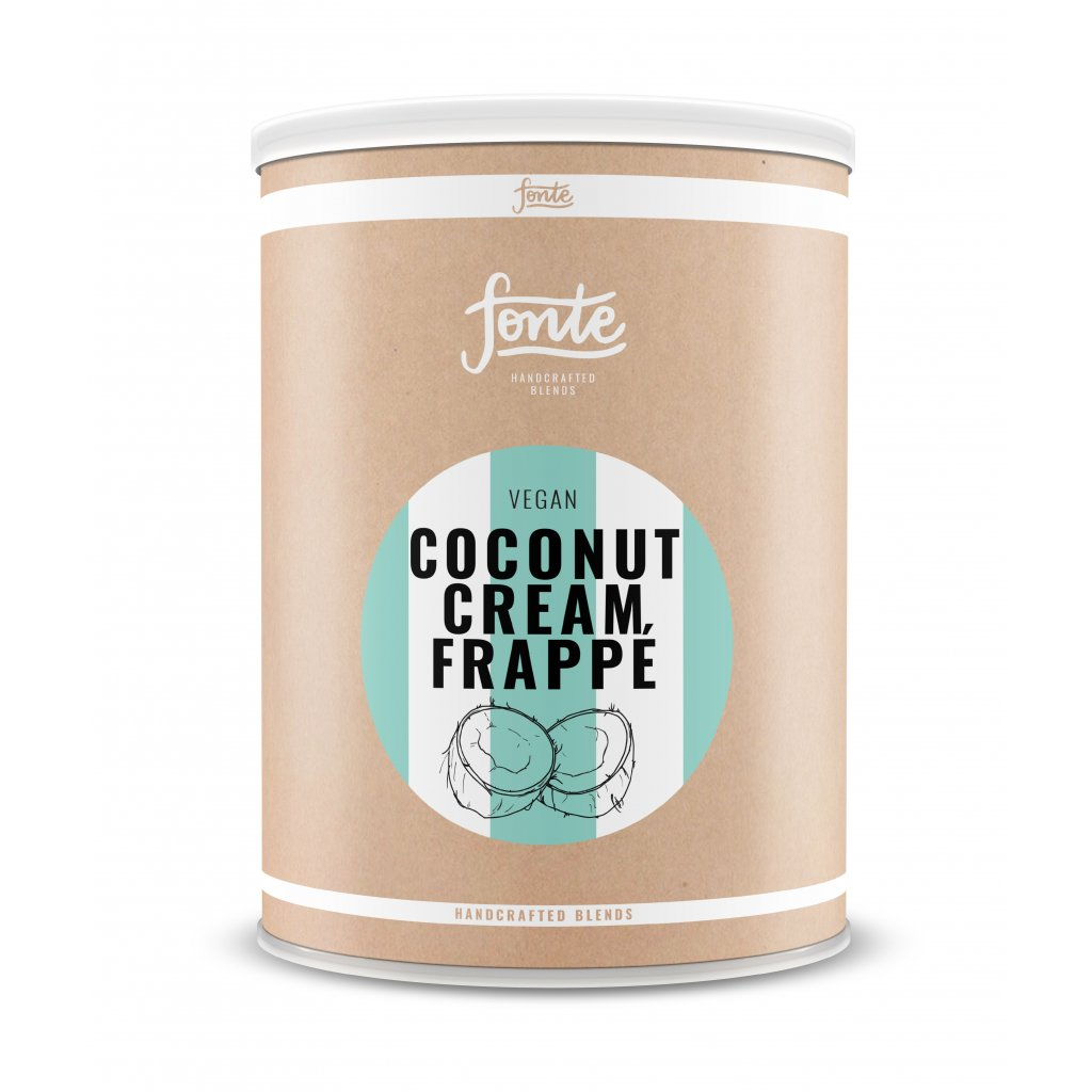 Fonte Coconut Cream Frappé 2kg