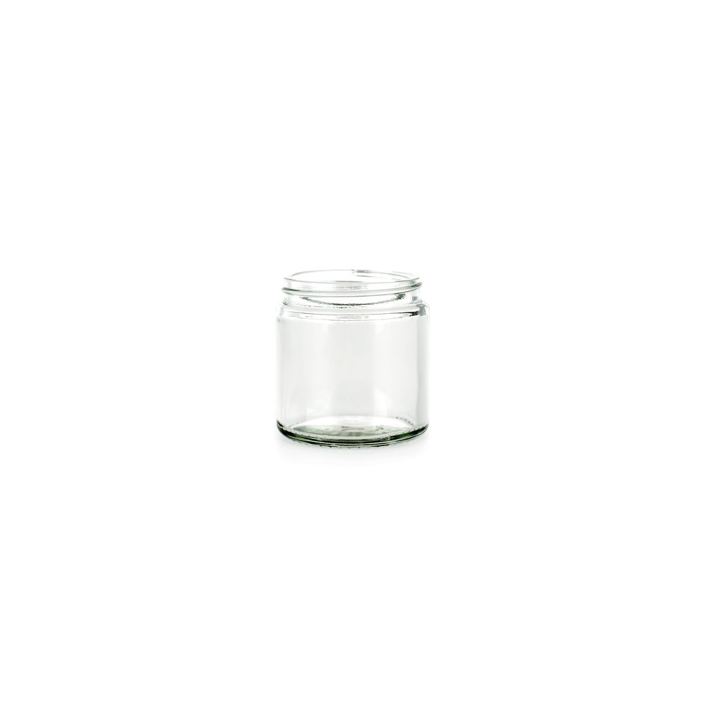 Comandante Bean Jar Clear Glass