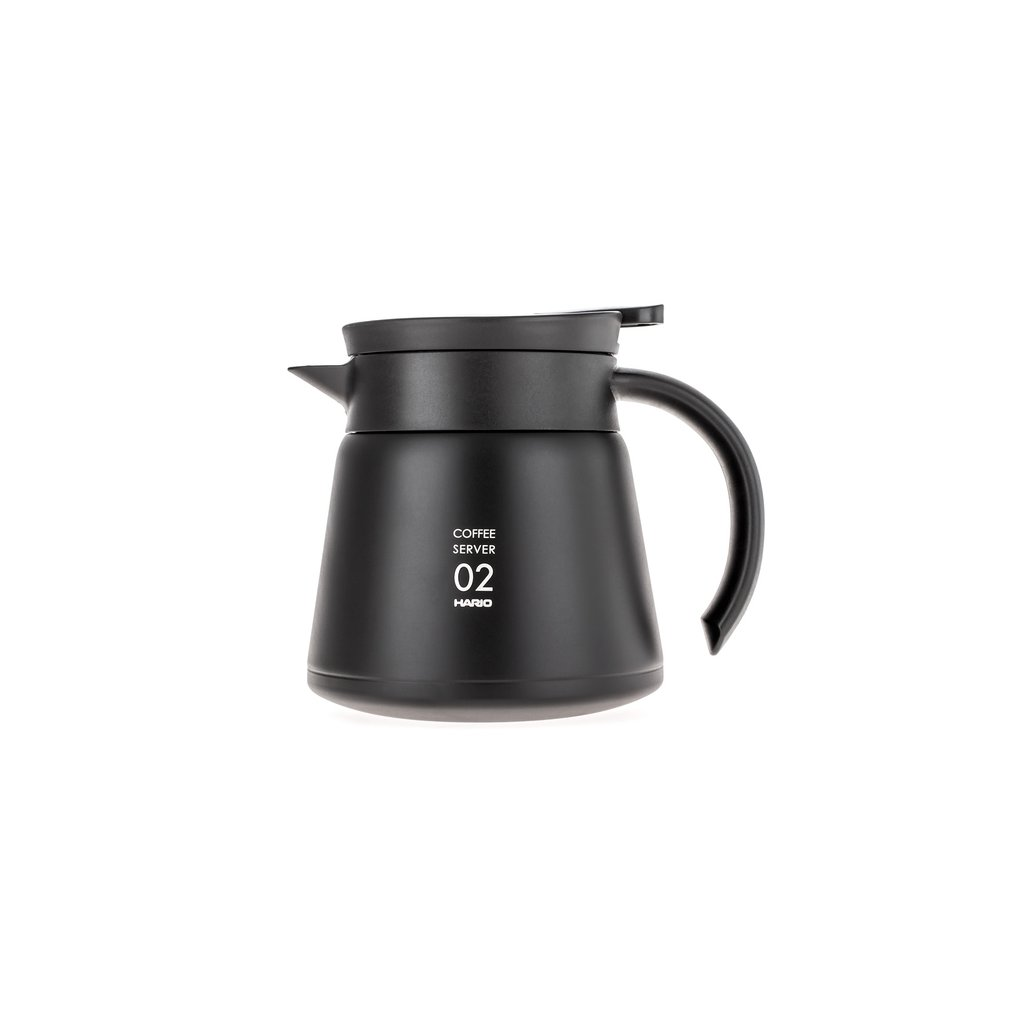 Hario Coffee Server V60-02 600ml thermo nerez