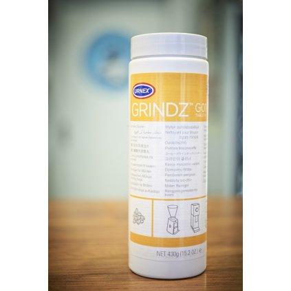Urnex Grindz granulát na čištění mlýnků (430 g)
