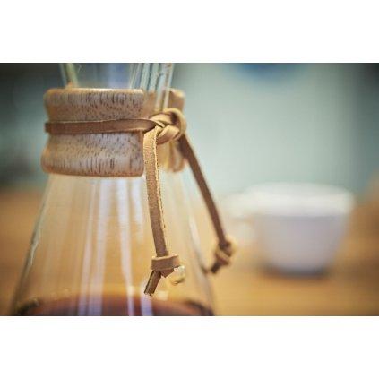 Skleněný dripper na kávu Chemex CM-1C
