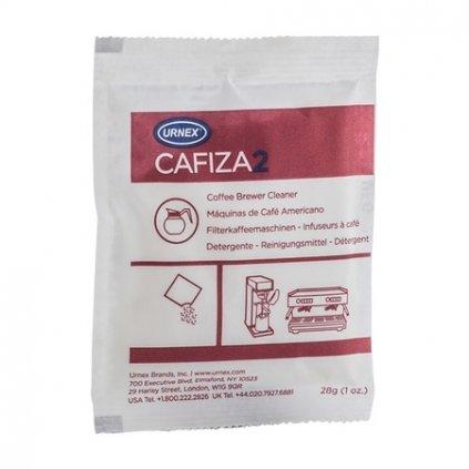 Urnex Cafiza čistící prostředek jedna porce