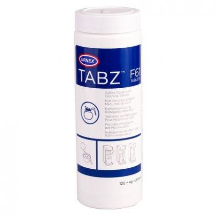 Urnex Tabz F61 čistící tablety pro pour over kávovary