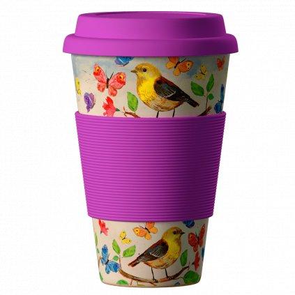 Bamboo Cup Birds