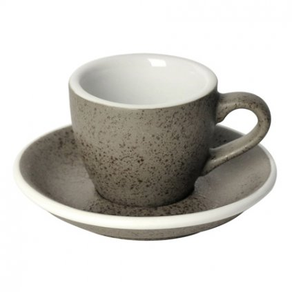 loveramics egg espresso granite