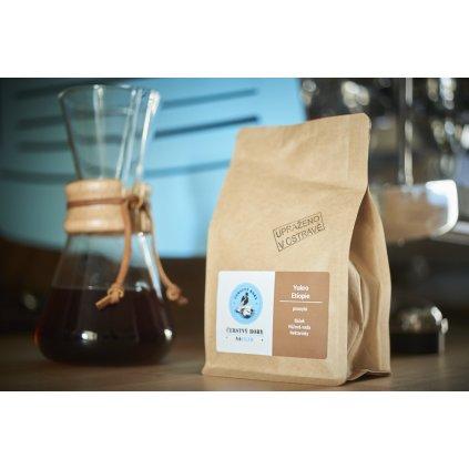 Zrnková káva YUKRO (Etiopie)