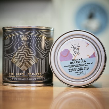 The Brew Project - IHARA AA (Keňa)